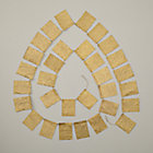 Gold Metallic Garland